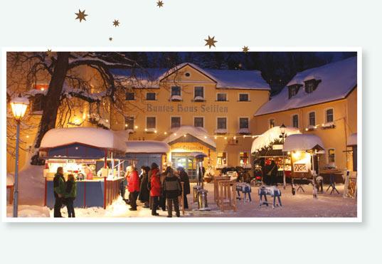 Weihnachten im erzgebirge weihnachtsmarkt